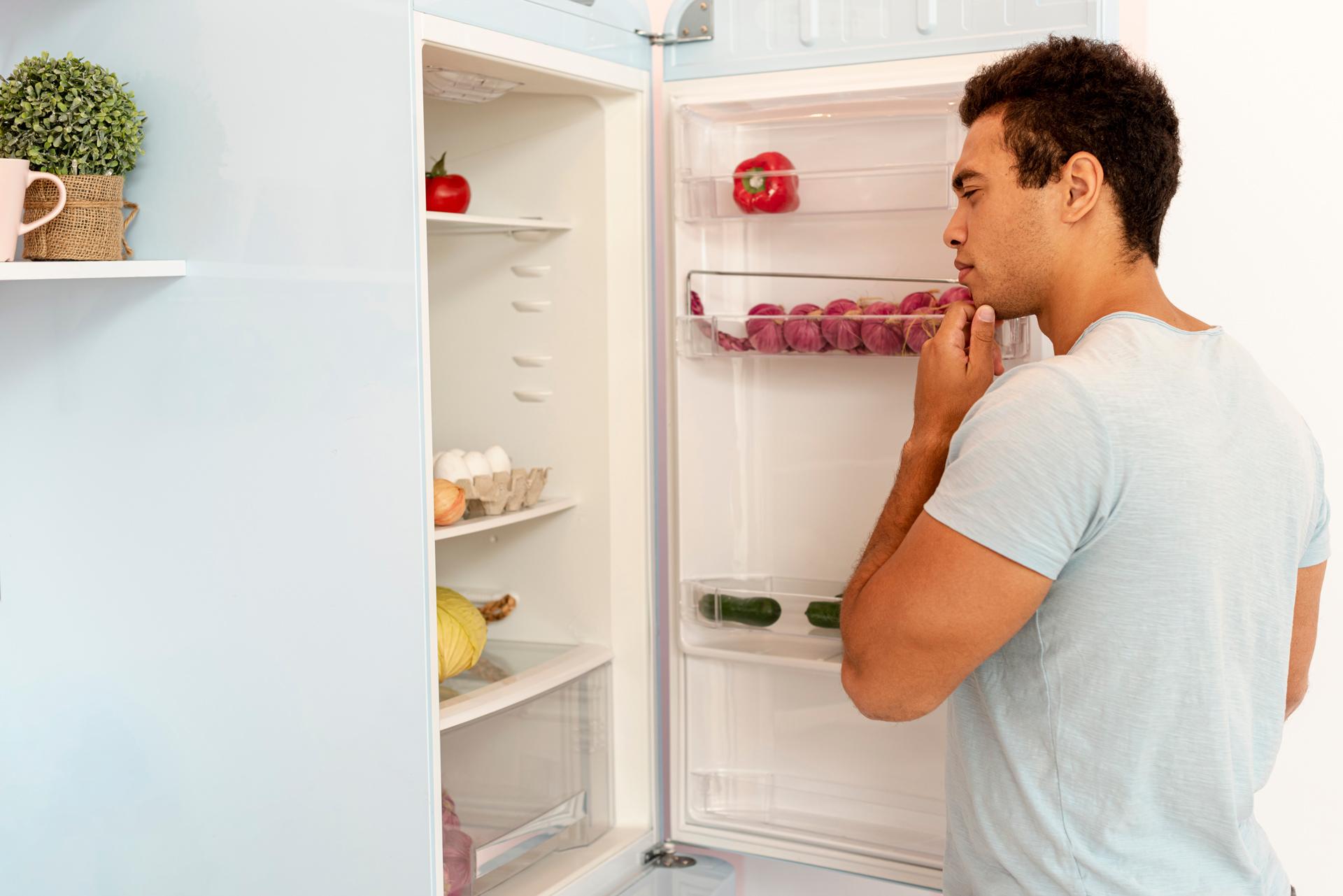 Un pò di ordine nel frigorifero!
