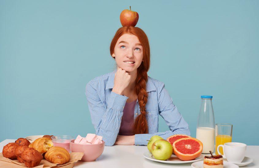 Ruolo dell'alimentazione nella gestione del mal di testa